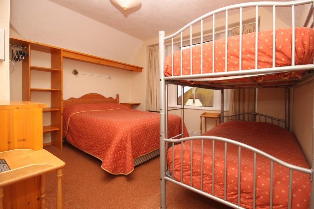Room 7 Quad en-suite