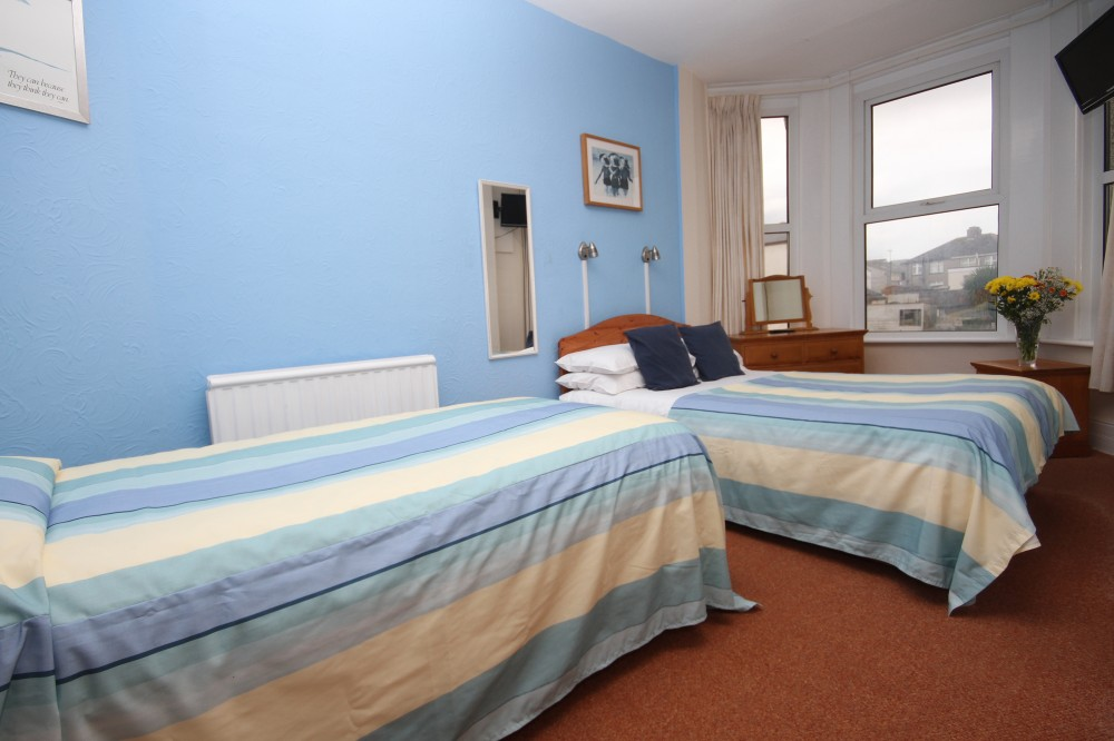 Room 4 Triple en-suite
